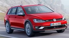 Volkswagen Golf Alltrack : Un break dans la boue
