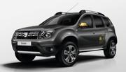 Dacia Duster Air 2014 : lancement d'une version limitée au Mondial de l'Auto