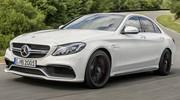Mercedes-AMG C 63 : fidèle au V8
