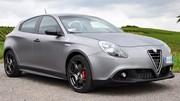 Essai Alfa Romeo Giulietta Quadrifoglio Verde Launch Edition : L'atout trèfle
