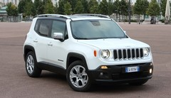 Essai Jeep Renegade: Americano, ma non troppo