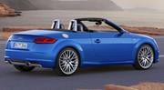 Audi TT et TTS Roadster : cabriolets nouvelle génération
