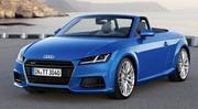 L'Audi TT Roadster sera présent au Mondial
