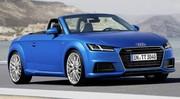 Audi TT Roadster, aussi en TTS