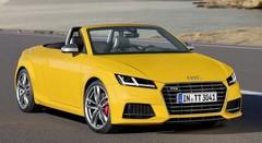 Audi TT & TTS Roadster