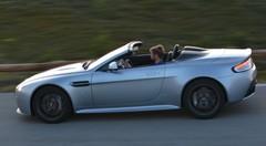 Essai Aston Martin V8 N430 Roadster, pure…