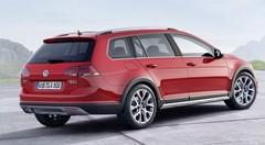 Volkswagen Golf Alltrack : une version baroudeuse au Mondial