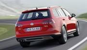 La Volkswagen Golf Alltrack à la recherche de terrains sauvages
