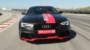 Essai Audi RS5 TDI Concept & A6 TDI Concept : Chaudières de sport