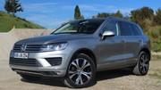 Essai Volkswagen Touareg restylé : légère mise à jour