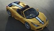 Voici la Ferrari 458 Speciale A