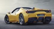 Ferrari 458 Speciale A : Le plus rapide des spiders !