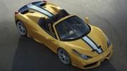 Ferrari 458 Speciale A : le Spider ultime !