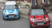 Essai Mini Cooper S et SD 5 portes: Laquelle choisir ?