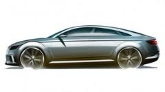 Audi TT Sportback Concept : un TT Berline dans les cartons
