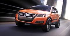 Volkswagen Tiguan : un Touareg en culotte courte