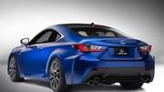 Lexus RC-F : à partir de 79 790 €