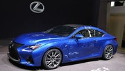 Lexus RC F : les tarifs