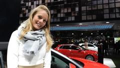 Qui sont les hôtesses du Mondial de l'automobile ?