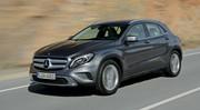 Essai Mercedes GLA 200 CDI