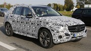 Mercedes GLC : Rebaptisé et moins carré