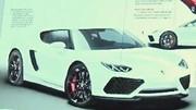 Le concept Lamborghini Asterion en fuite!