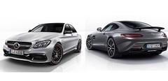 Mercedes-AMG : une Edition 1 pour la GT et la C 63