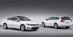 Volkswagen Passat GTE : La Passat branchée (sur secteur)