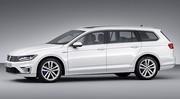 Volkswagen Passat GTE : familiale hybride rechargeable