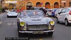 Emission Automoto : Maserati; Renagade; Scirocco; Veneno