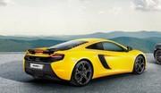 McLaren 625C : McLaren 625C : Moins puissante et plus confortable