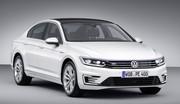 Volkswagen Passat GTE (2014) : Premières photos officielles