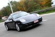 Essai Porsche Cayman : 211 CV : ticket d'entrée pour un monde sportif
