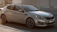 Kia Optima T-Hybrid : Diesel et électrique