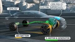 Kia Optima T-Hybrid, au Diesel