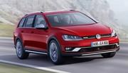 VW Golf Alltrack 2015 : un break compact taillé pour l'aventure