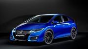 Honda Civic, facelift et version sport