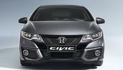 Honda Civic (2015) : les photos de la Civic restylée