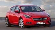 La future Opel Astra : Un premier aperçu ?
