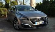 Essai nouvelle Peugeot 508 : Elle prend du caractère