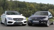 Essai Mercedes Classe C vs BMW Série 3 : les blockbusters