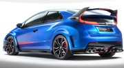 Honda Civic Type R Concept : Plus de 280 ch