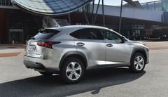 Lexus NX 300h : pas la gueule de l'emploi