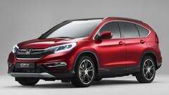 Honda CR-V 2015 : 100 ch au litre !