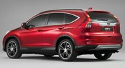 Honda CR-V restylé, apologie du downsizing