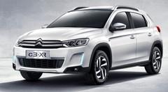 Citroën C3-XR 2014 : Le crossover pour la Chine mais révélé à Paris !