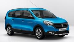 Les Dacia Dokker et Lodgy Stepway dévoilent leur tarif