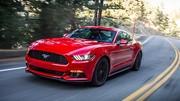 L'essai de la Ford Mustang 2015 en avant-première