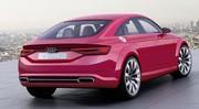 Audi TT Sportback concept : 4 places et 5 portes