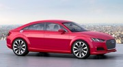 Audi TT Sportback, mini Rapide ?